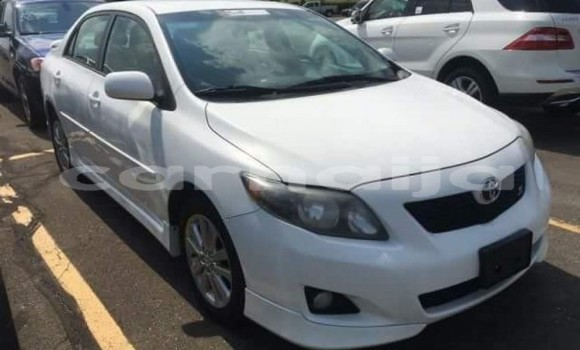 Buy Used Toyota Corolla White Car in Lagos in Lagos State