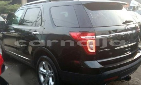 Buy Used Ford Explorer Black Car in Lagos in Lagos State