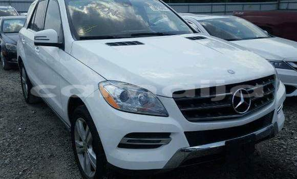 Buy Used Mercedes‒Benz ML–Class White Car in Daura in Katsina