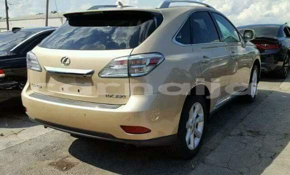 Buy Imported Lexus RX 350 Other Car in Lagos in Lagos State