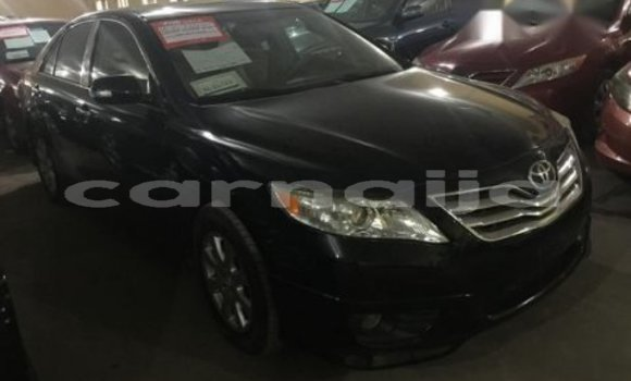 Buy Imported Toyota Camry Black Car in Katsina in Katsina