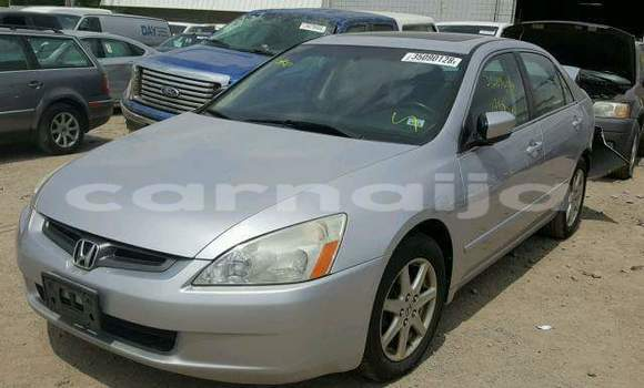 Buy Used Honda Accord Silver Car in Badagry in Lagos State
