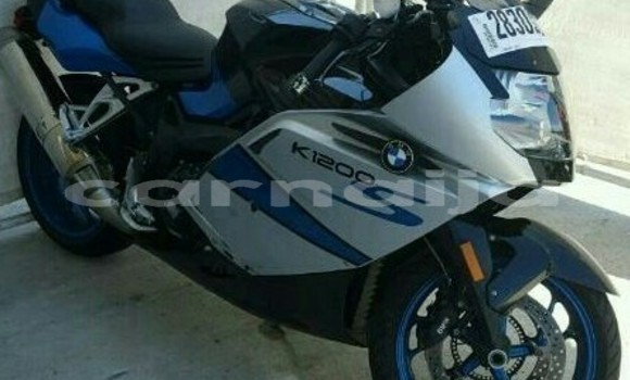 Buy Imported BMW K 1200 Blue Bike in Maiduguri in Borno State
