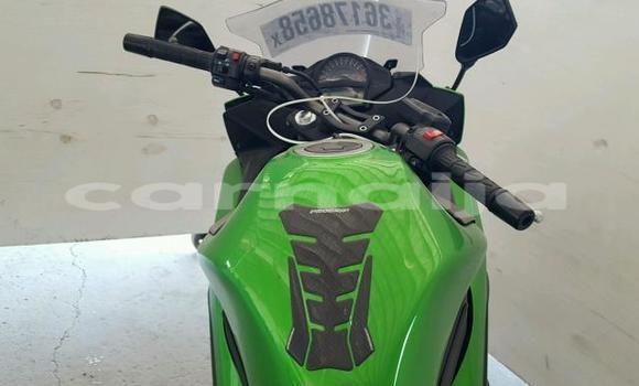 Buy Used BMW F 650 Green Bike in Maiduguri in Borno State