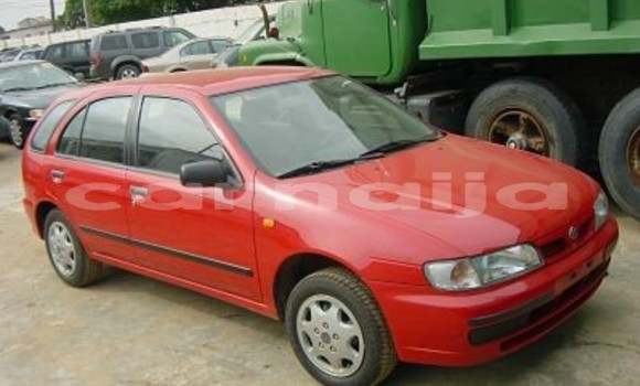 Buy Used Nissan Almera Red Car in Ipokia in Ogun State