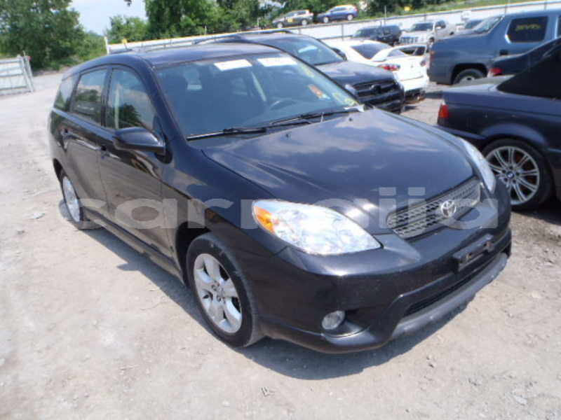 Big with watermark toyota matrix xr 2007 model front view
