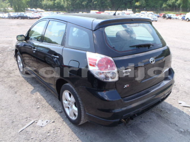 Big with watermark toyota matrix xr 2007 model back view