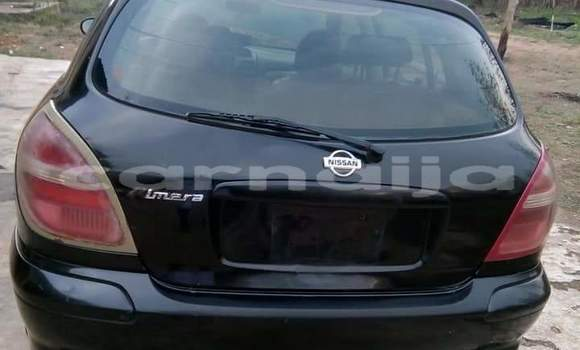 Buy Used Nissan Almera Black Car in Lagos in Lagos State