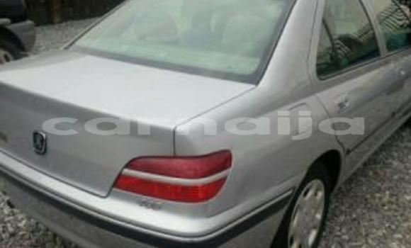 Buy Used Peugeot 406 Silver Car in Lagos in Lagos State