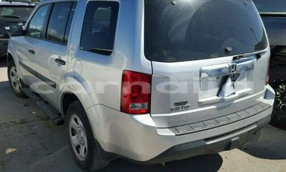 Buy Used Honda Pilot Silver Car in Badagry in Lagos State