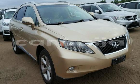 Buy Used Lexus RX 350 Brown Car in Lagos in Lagos State