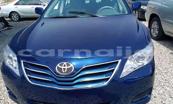 Buy Imported Toyota Camry Blue Car in Bonny in Rivers