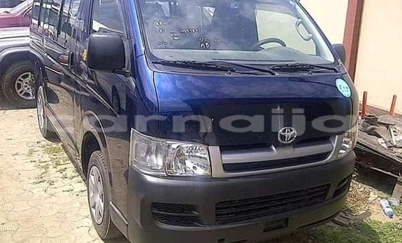Buy Import Toyota HiAce Blue Car in Aba in Abia State