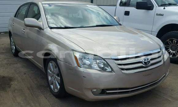 Buy Import Toyota Avalon Silver Car in Bassa in Plateau State