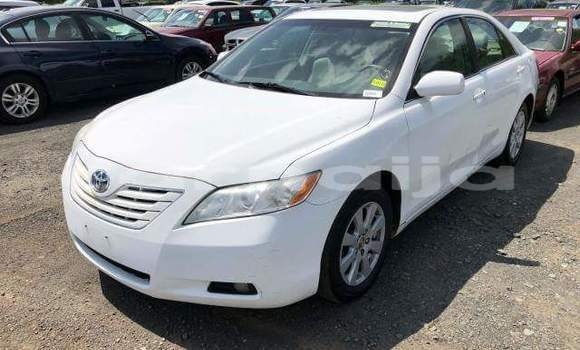 Buy Used Toyota Camry White Car in Yenagoa in Bayelsa State