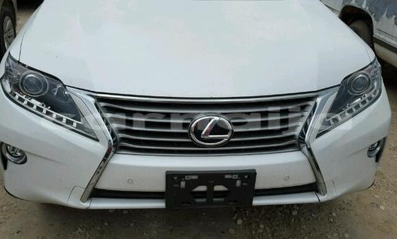 Buy Used Lexus RX White Car in Apapa in Lagos State