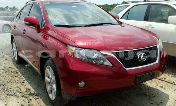 Buy Used Lexus RX 350 Red Car in Daura in Katsina