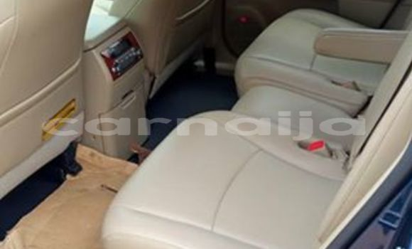 Buy Used Toyota Highlander Blue Car in Kuje in Federal Capital Territory