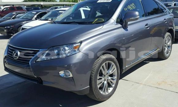 Buy Imported Lexus RX 350 Beige Car in Lagos in Lagos State