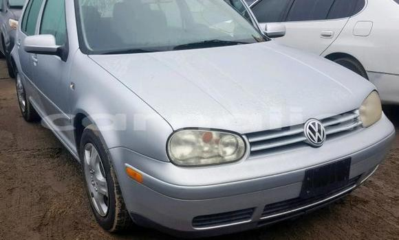 Buy Imported Volkswagen Golf Silver Car in Lagos in Lagos State
