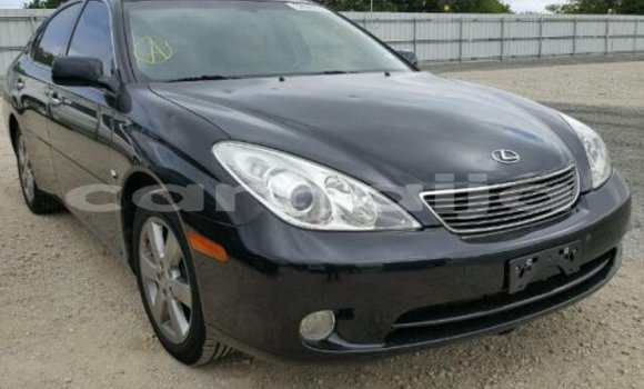 Buy Imported Lexus ES Black Car in Lagos in Lagos State