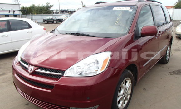 Buy Imported Toyota Sienna Red Car in Lagos in Lagos State