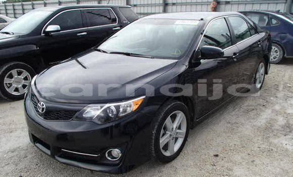 Buy Import Toyota Camry Black Car in Lagos in Lagos State