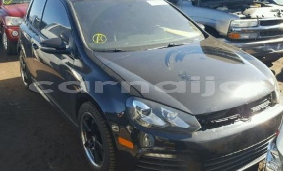 Buy Imported Volkswagen Golf Black Car in Lagos in Lagos State