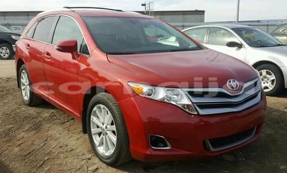 Buy Imported Toyota Venza Red Car in Lagos in Lagos State