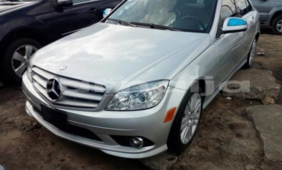 Buy Imported Mercedes-Benz C-klasse AMG Silver Car in Abuja in Lagos State