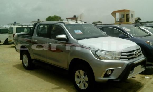 Buy Import Toyota Hilux Silver Car in Lagos in Lagos State