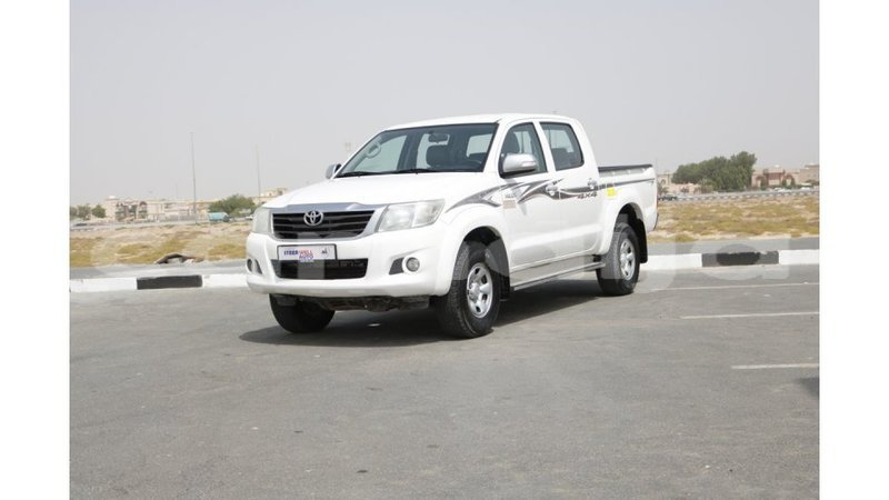Big with watermark toyota hilux abia state import dubai 2983