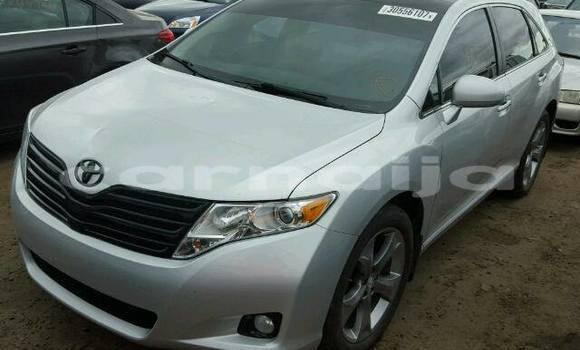 Buy Used Toyota Venza Silver Car in Kuje in Federal Capital Territory
