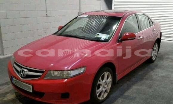 Buy Used Honda Accord Red Car in Abeokuta in Ogun State