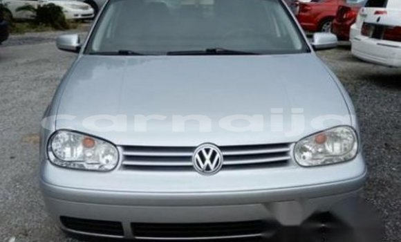 Buy Used Volkswagen Golf Silver Car in Abeokuta in Ogun State