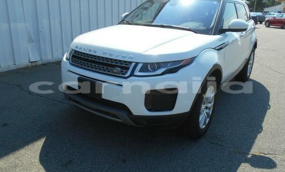 Buy Import Land Rover Range Rover Evoque White Car in Lagos in Lagos State