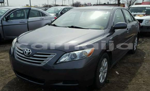 Buy Used Toyota Camry Black Car in Kuje in Federal Capital Territory