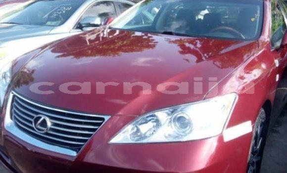 Buy Import Lexus ES Red Car in Enugu in Enugu State