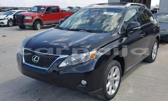 Buy Import Lexus RX 350 Black Car in Eket in Akwa Ibom State