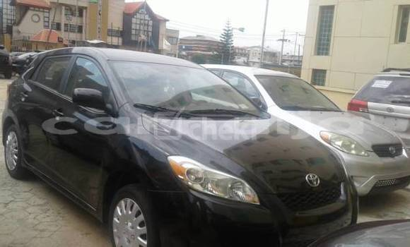 Buy Used Toyota Matrix Black Car in Aba in Abia State