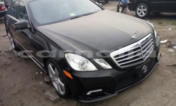 Buy Import Mercedes-Benz E-klasse AMG Black Car in Abuja in Lagos State