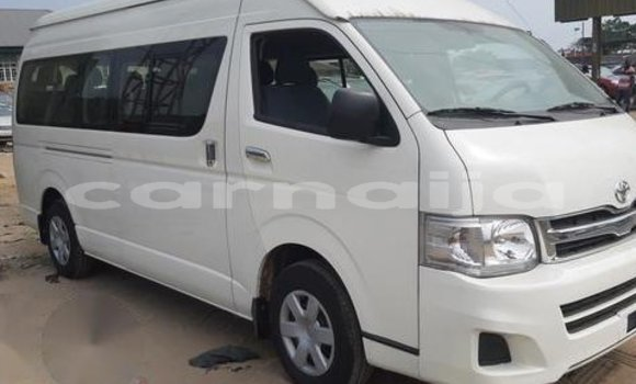 Buy Import Toyota Hiace White Car in Lagos in Lagos State