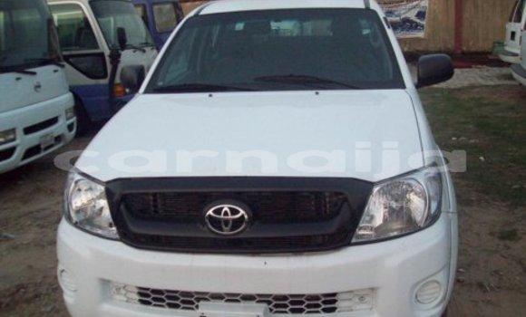 Buy Used Toyota Hilux White Car in Katsina in Katsina