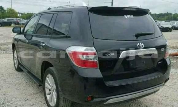 Buy Used Toyota Highlander Black Car in Apapa in Lagos State