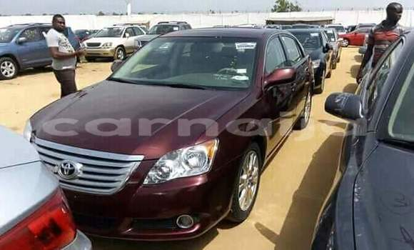 Buy Import Toyota Avalon Red Car in Lagos in Lagos State