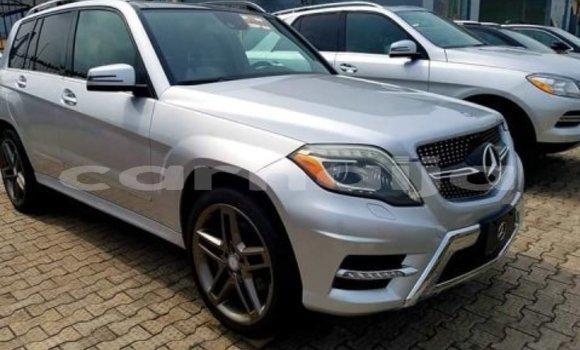 Buy Import Mercedes‒Benz GLK–Class Silver Car in Enugu in Enugu State