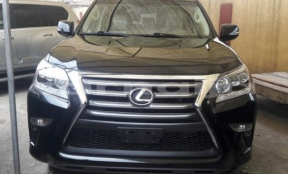 Buy Import Lexus GX Black Car in Enugu in Enugu State
