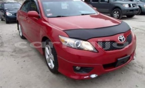 Buy Imported Toyota Camry Red Car in Lagos in Lagos State