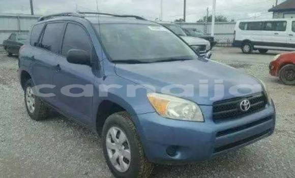 Buy Used Toyota RAV4 Blue Car in Lagos in Lagos State
