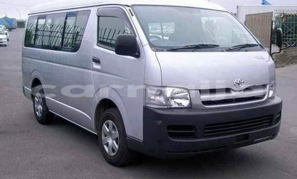 Buy Import Toyota HiAce White Car in Apapa in Lagos State